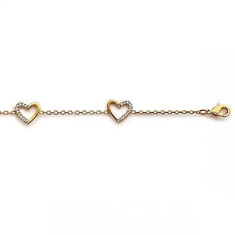 Bracelet-Femme-UWZ0U5Z-- Plaqu� Or