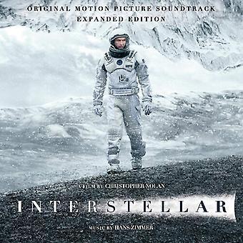 Zimmer,Hans - Interstellar / O.S.T. [Vinyl] USA Import