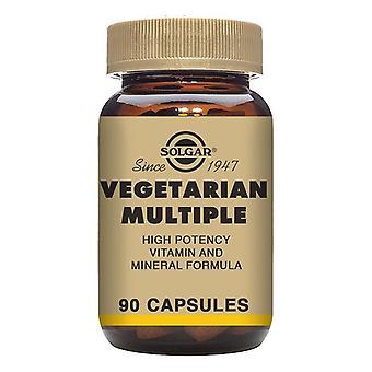 Flere til vegetarer Solgar (90 kapsler)