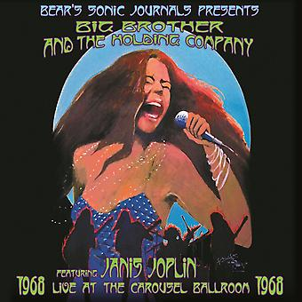 Big Brother & The Holding Company featuring Janis Joplin - Live At The Carousel Ballroom 1968 Vinyl