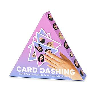 Bubblegum ting kort dashing kortspill