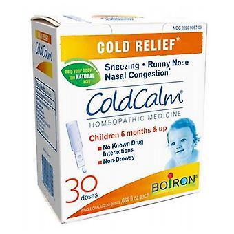 Boiron Coldcalm vätska, 30 doser