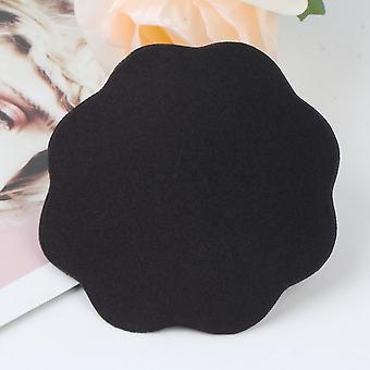 Genanvendelig usynlig hud klæbende klud cover silikone brystvorte dække bh pad