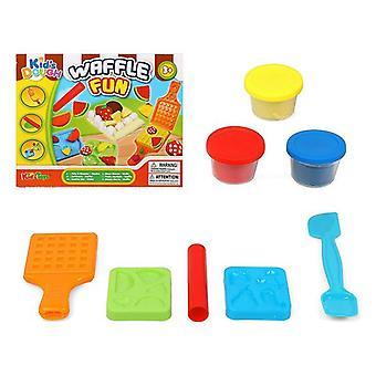 Modelling Clay Game Waffle Fun 117493