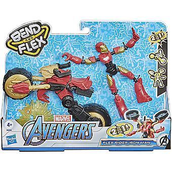 Marvel Bend et Flex, Flex Rider et moto 2-en-1