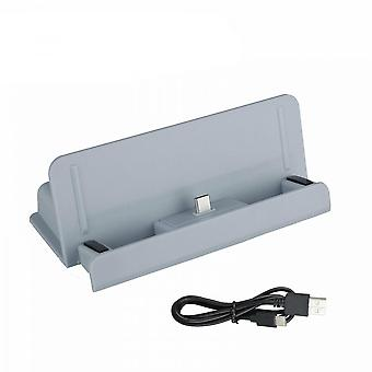 Fast Charger Dock Station Stand W/type-c Cable