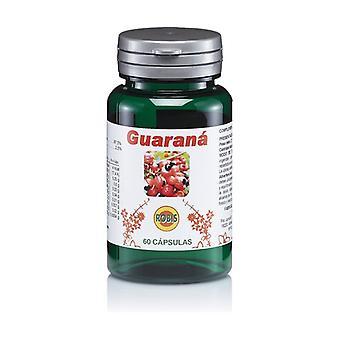 Guarana 50 capsules of 450mg