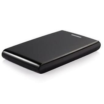 """Externe Box TooQ TQE-2526B HD 2.5"""" SATA III USB 3.0 zwart"""