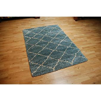 Royal Nomadic 5413 Teal Champange  Rectangle Rugs Plain/Nearly Plain Rugs