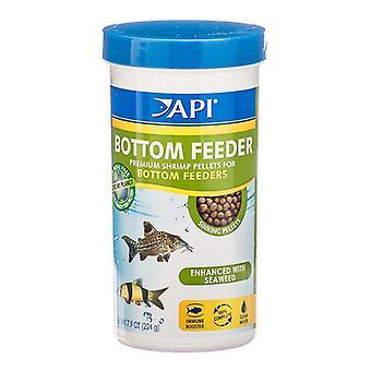 API Bottom Feeder Premium Shrimp Pellet Food - 7.9 oz