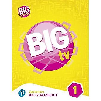Big TV 1 Workbook (Big English)