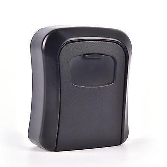 Key Lock Box Wall Mounted Aluminium Alloy Key Safe