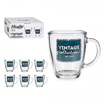 Mugg Vintage Kristall (320 Ml) 36044 36044 36044