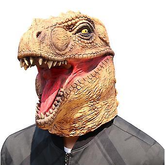 Novelty Halloween Costume Party Animal Head Mask (dinosaur)