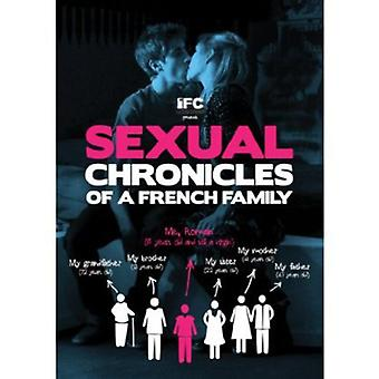 Sexual Chronicles of a French Family [DVD] USA import