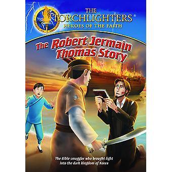 Torchlighters Robert Jermain Thomas [DVD] USA import
