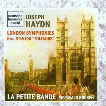 ハイドン - ハイドン: ロンドン交響曲 [CD] USA 輸入