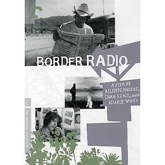 Grens Radio [DVD] USA importeren
