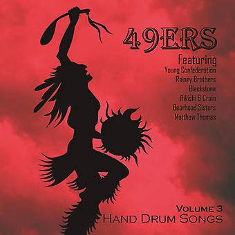 Various Artist - 49Ers Hand Drum Songs; Vol. 3 [CD] USA import