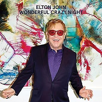 Elton John - Wonderful Crazy(Dlx) [CD] USA import