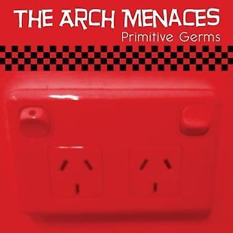 Arch Menaces - Primitive Germs [CD] USA import