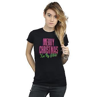 National Lampoon's Christmas Vacation Women's Kiss My Ass T-Shirt