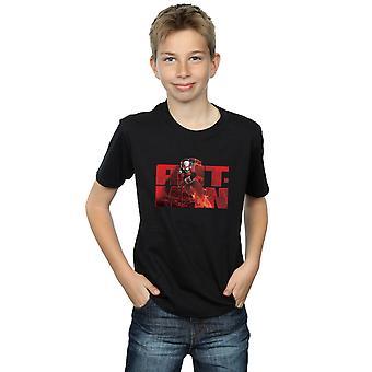 Marvel Boys Ant-Man Running T-Shirt