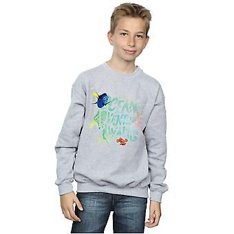 Disney jongens Finding Dory Ocean Adventure Sweatshirt