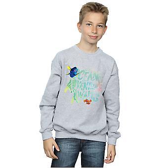 Disney Boys Finding Dory Ocean Adventure Sweatshirt