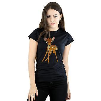 Disney naisten Bambi t-paita klassinen