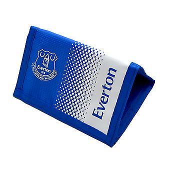 Everton FC Official Fade Football Wallet