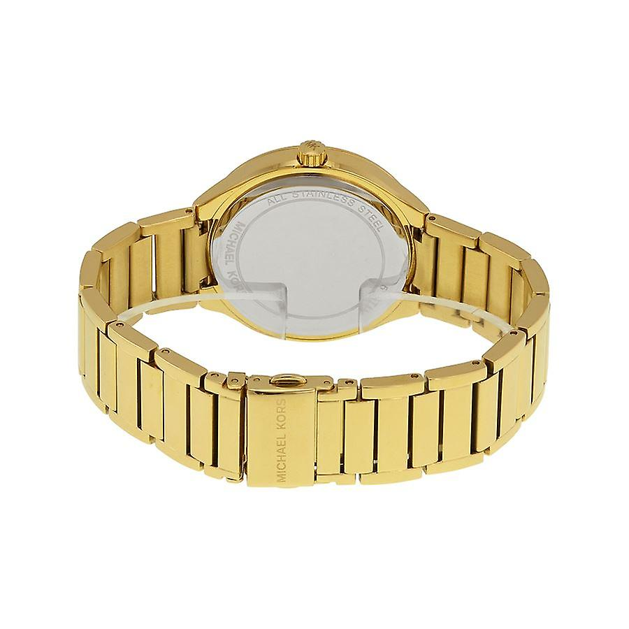 Michael Kors Kerry montre Bracelet en or rose cadran MK3396