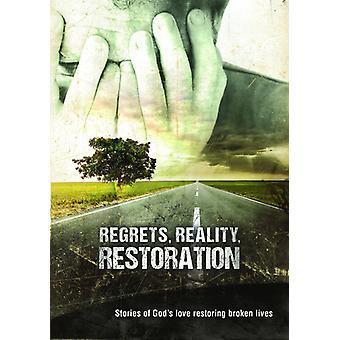 Regrets Reality & Restoration [DVD] USA import