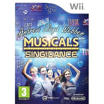Andrew Lloyd Webber musicals (Nintendo Wii)-nieuw