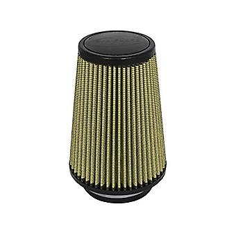 aFe Power Magnum FLOW 72-45005 Performance Air Filter (4-1/2 F x 7 B x 4-3/4 T x 9 H In), 1 Pack