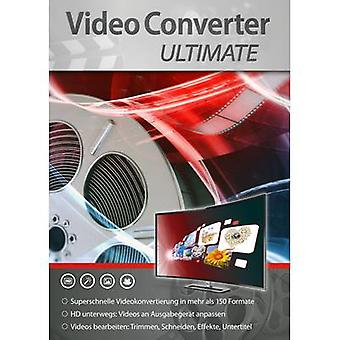 Markt & Technik VideoConverter Ultimate Full version, 1 license Windows Video editor