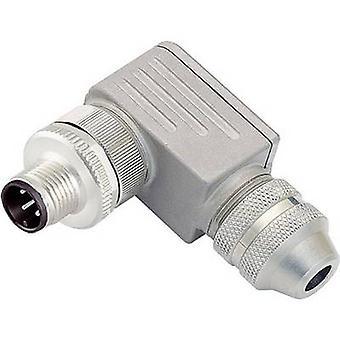 Niteen 99-1437-822-05 sarja 713, anturin / toimilaitteen Plug liitin M12, ruuvi sulkeminen, taivutettu