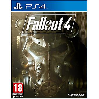 Bethesda Fallout 4 PS4 Game