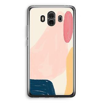 Fluxo de Huawei Mate 10 caso transparente (Soft) - sábado