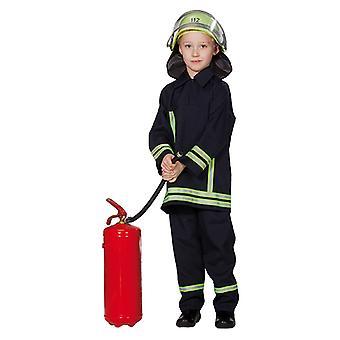 Brandmand kostume 2-stykke for børn