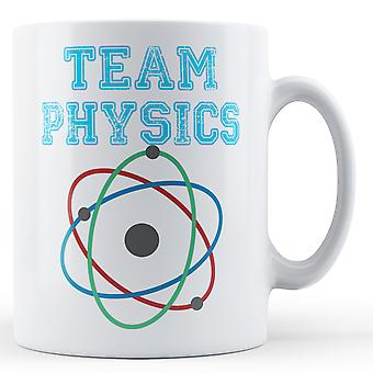 Team Physics - Printed Mug