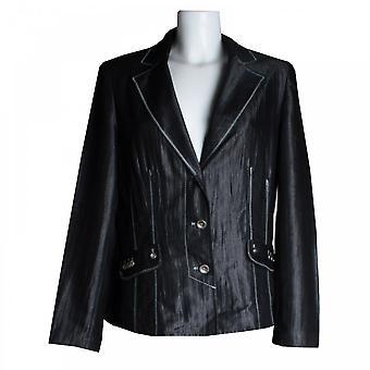Tuzzi Women's Tailored Silky Blazer Jacket