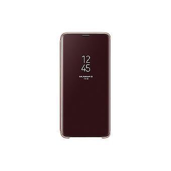 S9 Samsung Galaxy claro vista permanente cubierta de oro
