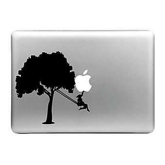 HAT PRINCE Elegante adesivo decal Macbook Air/Pro-Swing