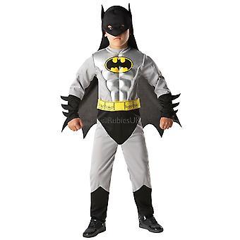 バットマン金属デラックス バット衣装キッズ コスチューム