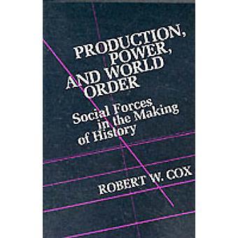 Produktionsleistung und Welt bestellen - gesellschaftlichen Kräfte in der Herstellung von Hist