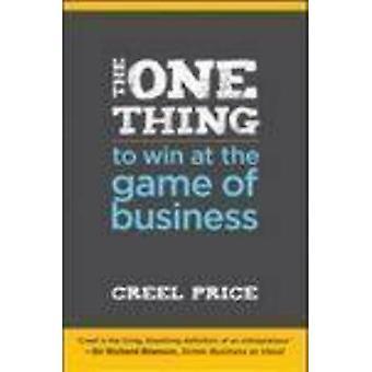 L'unica cosa per vincere al gioco del Business - padroneggiare l'arte del Decis