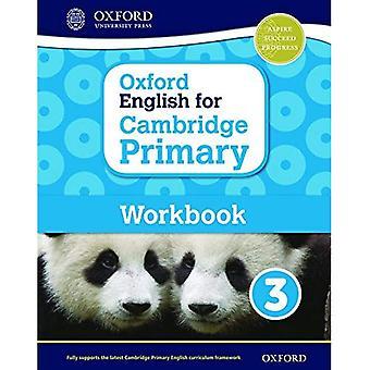 Oxford-Englisch für Cambridge primäre Arbeitsmappe 3