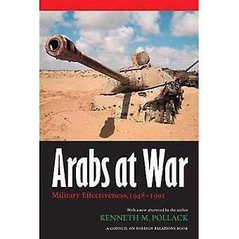 Araber am Krieg: militärische Wirksamkeit, 1948-1991 (Studien in Krieg, Gesellschaft & Militär)