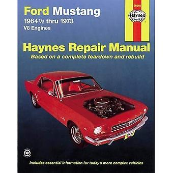 Ford Mustang V8 Workshop handleiding (USA Service & reparatie handleidingen)